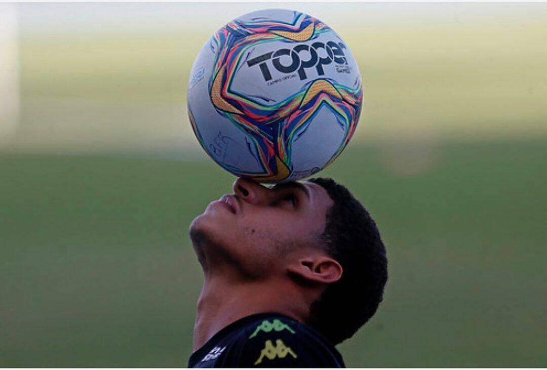 Foto: Instagram/Luís Henrique, ex-Botafogo
