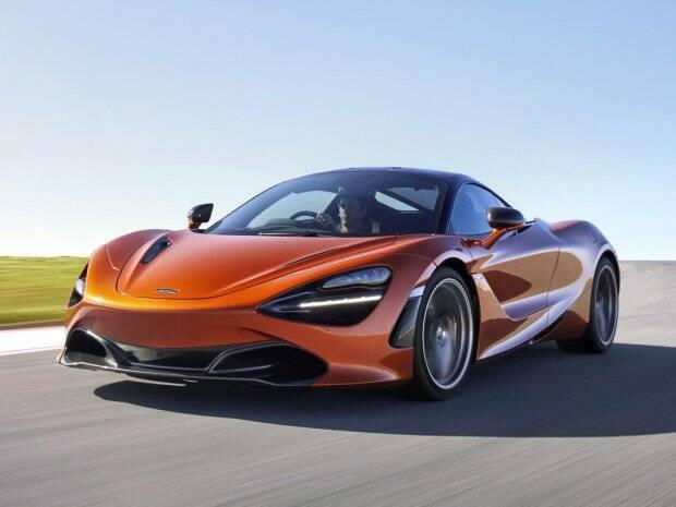 McLaren 720S. Foto: Divulgação