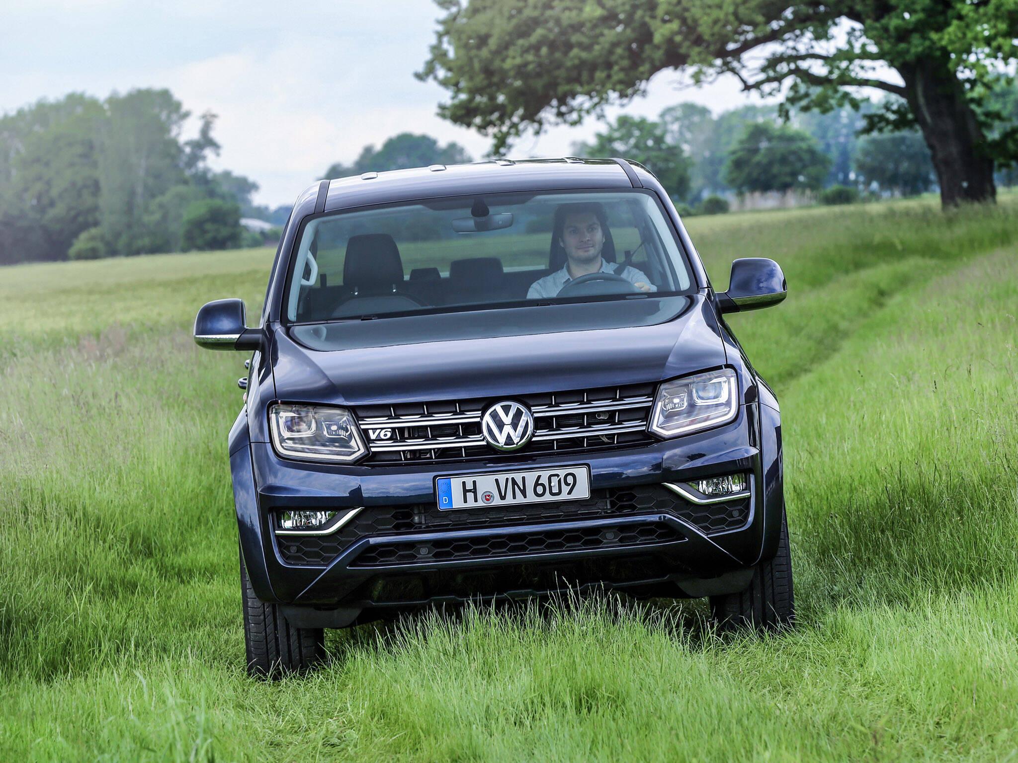 Volkswagen Amarok 2017. Foto: Divulgação/Volkswagen