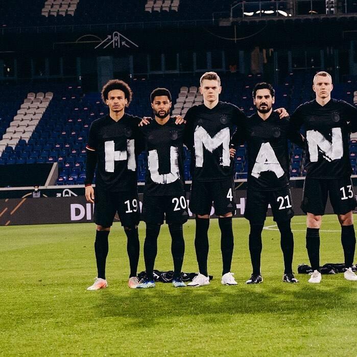 Alemanha x Islândia. Foto: Reprodução / Instagram