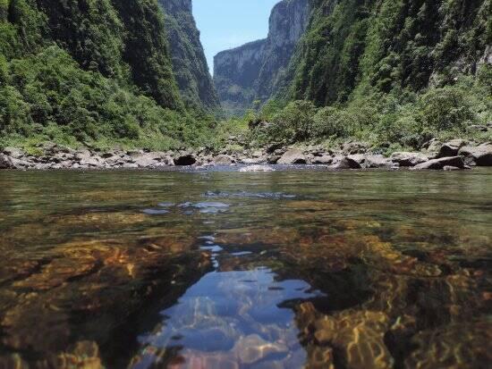 O Cânion Malacara possui piscinas naturais. Foto: Reprodução/TripAdvisor
