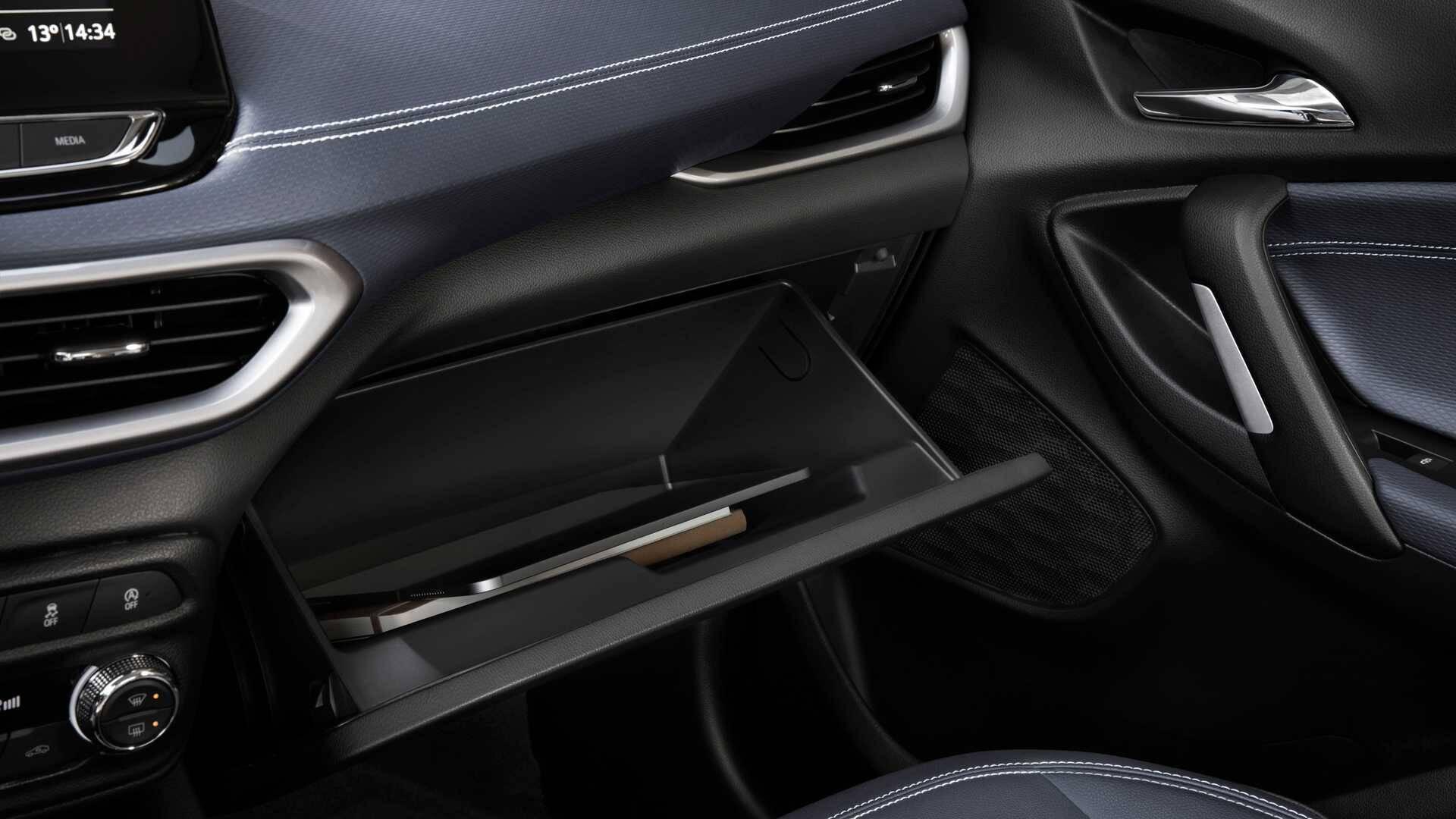 Interior novo Chevrolet Tracker. Foto: Divulgação