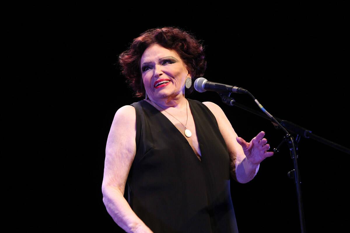 Participou em várias peças em Portugal com grande sucesso, principalmente teatro de revista. Foto: Foto Rio News