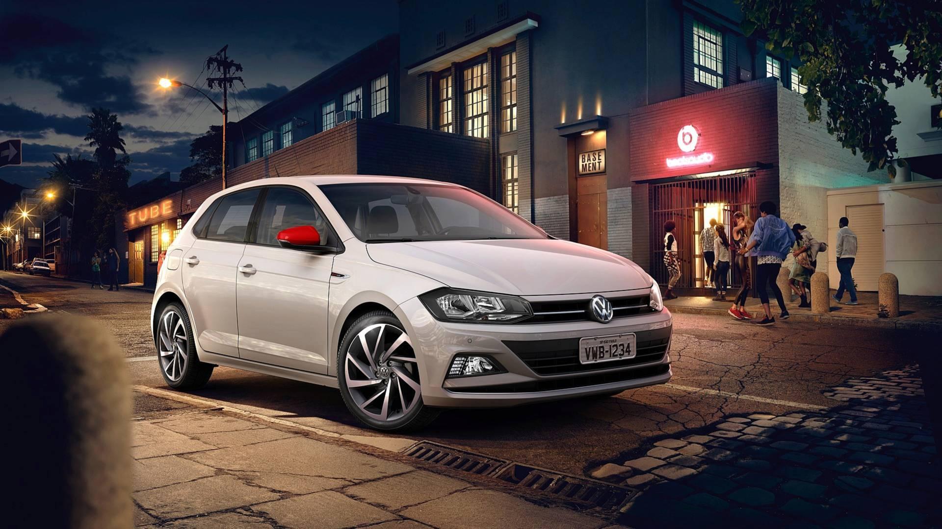 VW Polo Beats. Foto: Divulgação