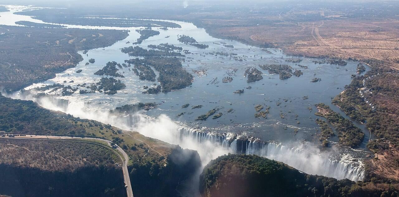 Entre as principais atrações está o Parque Nacional Matusadona, no Zimbábue, que estimula a recreação e a preservação da vida selvagem. Foto: Creative Commons