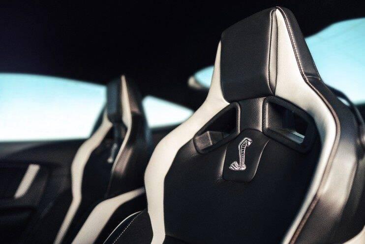 Ford Mustang Shelby GT 500. Foto: Divulgação
