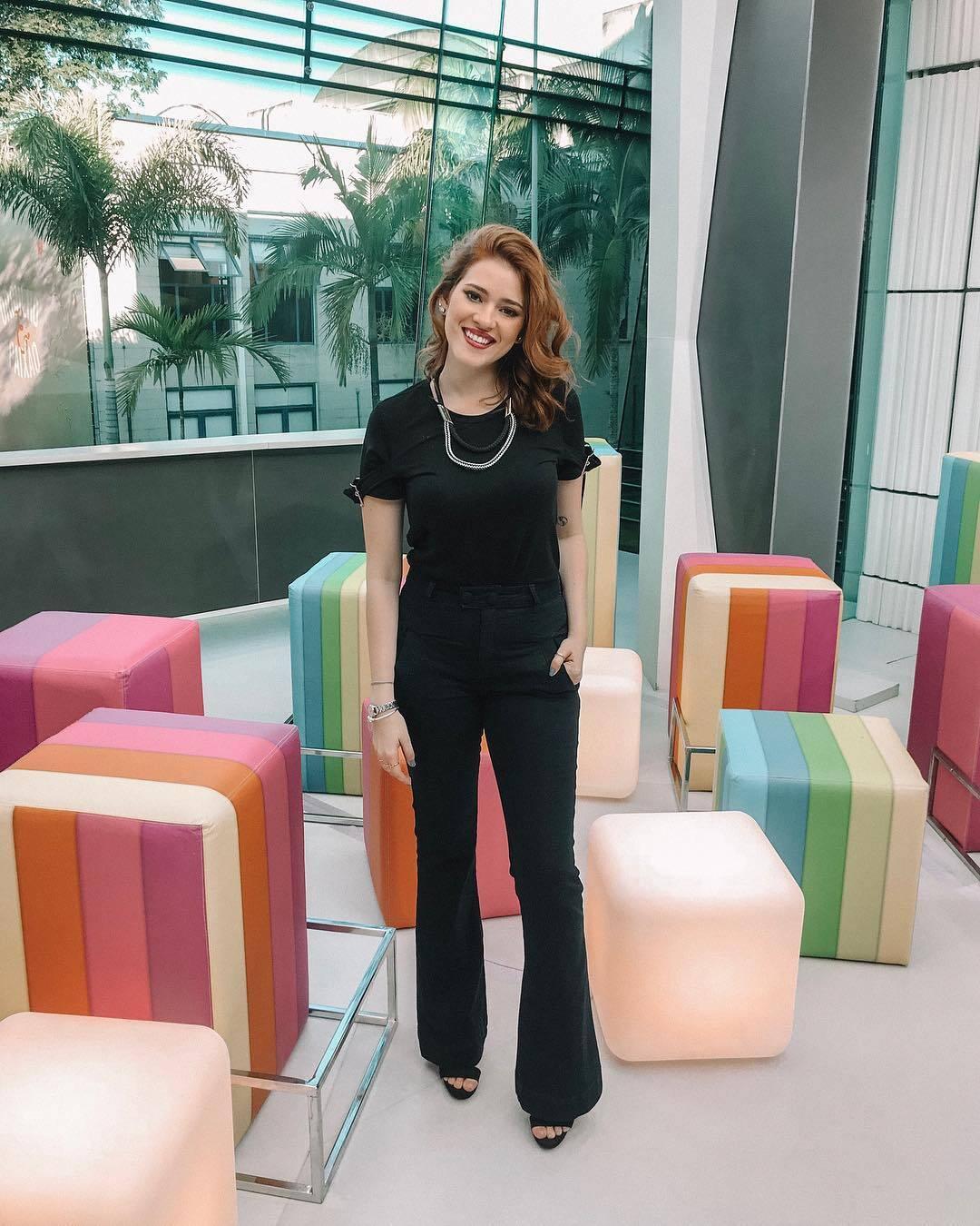 """Ana Clara ganhou destaque no """"Big Brother Brasil"""" 2018, conquistou um espaço como repórter no """"Vídeo Show"""" e também marca presença no mercado publicitário. Foto: Reprodução/Instagram"""