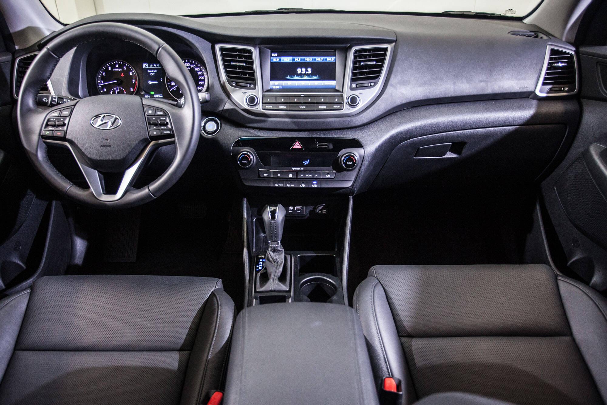 Hyundai New Tucson. Foto: Divulgação/Hyundai