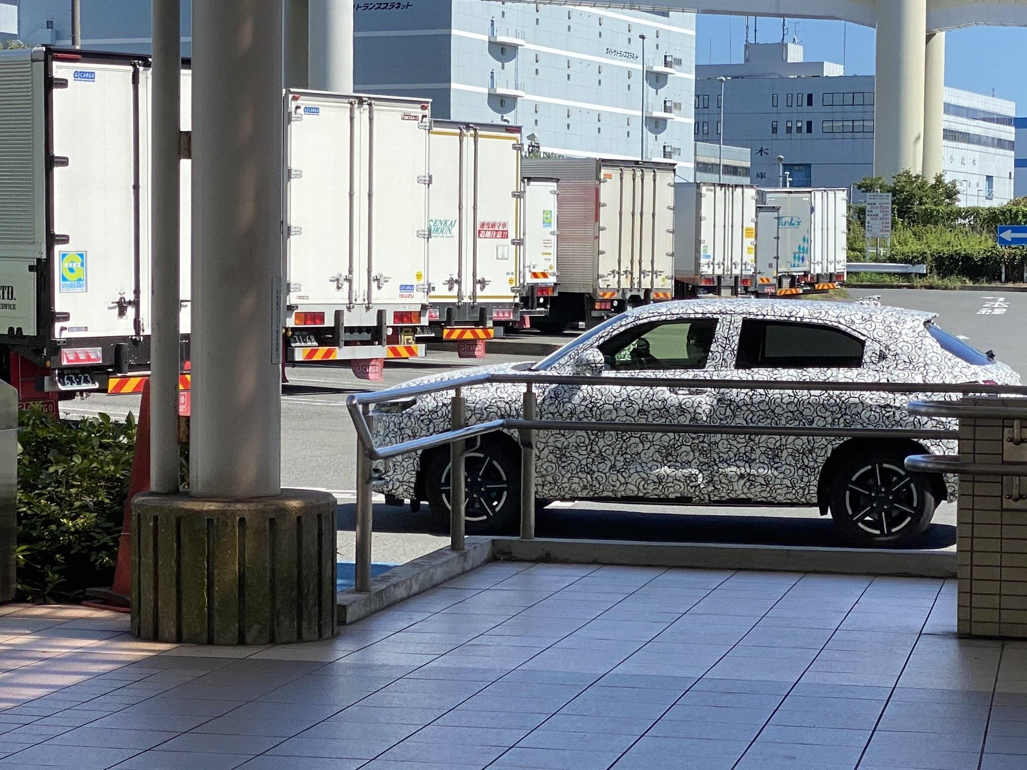 Novo Honda HR-V. Foto: Reprodução/Twitter