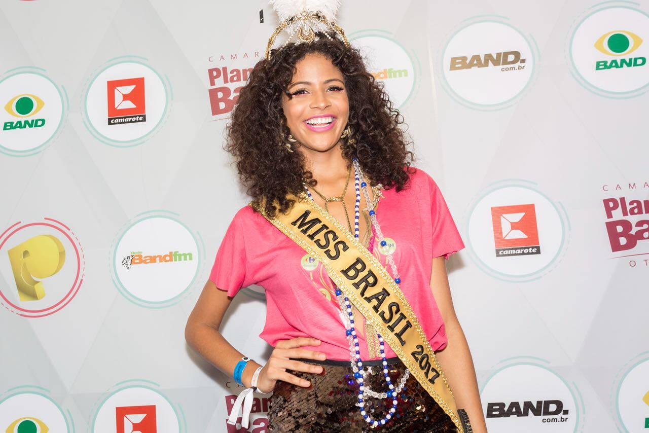 Miss Brasil no Planeta Band em Salvador na segunda (12). Foto: Flickrs