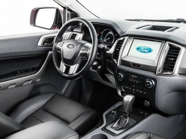 Ford Ranger . Foto: Ford Ranger
