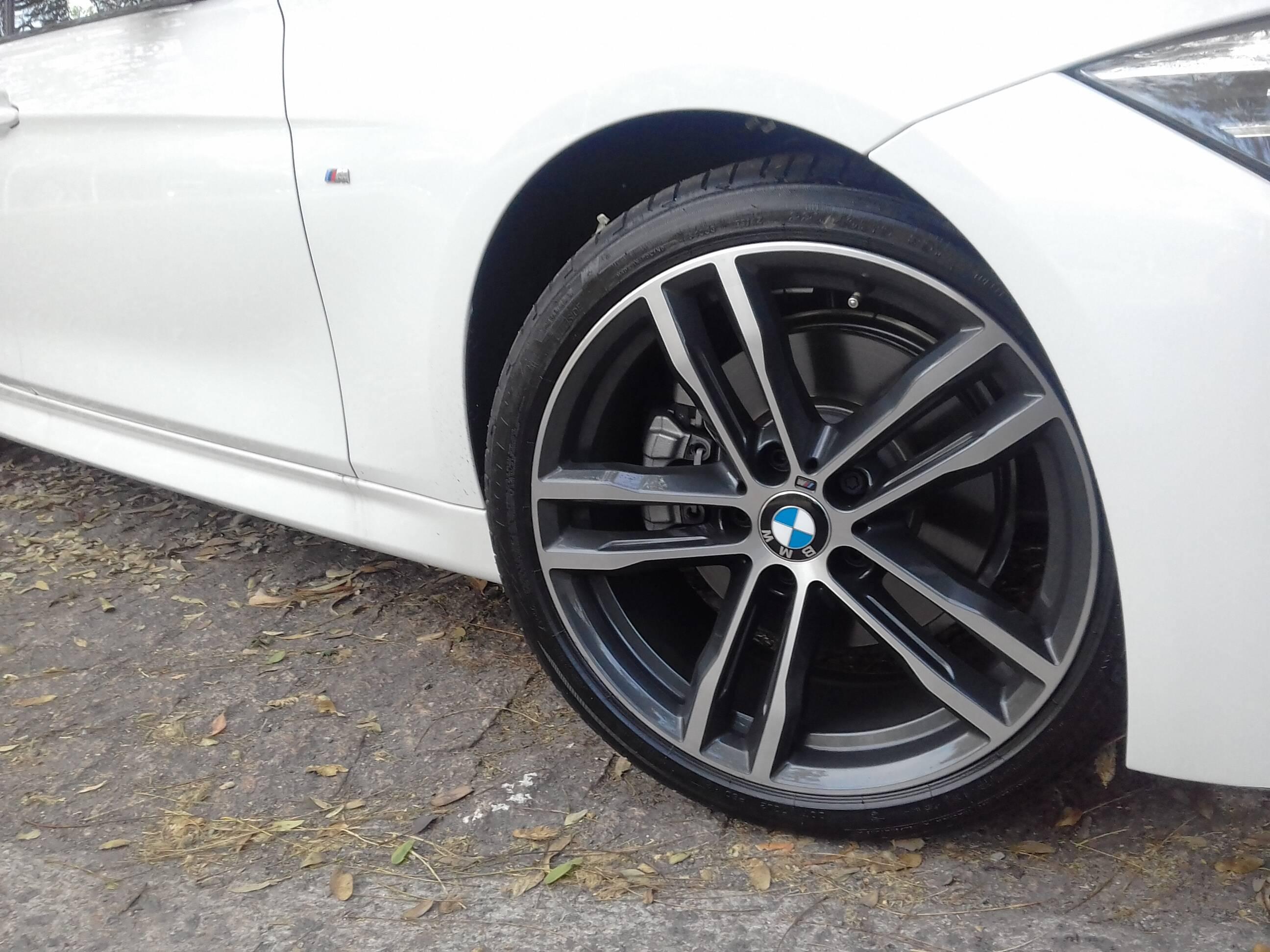 BMW 328i M Sport Plus. Foto: Carlos Guimarães/iG