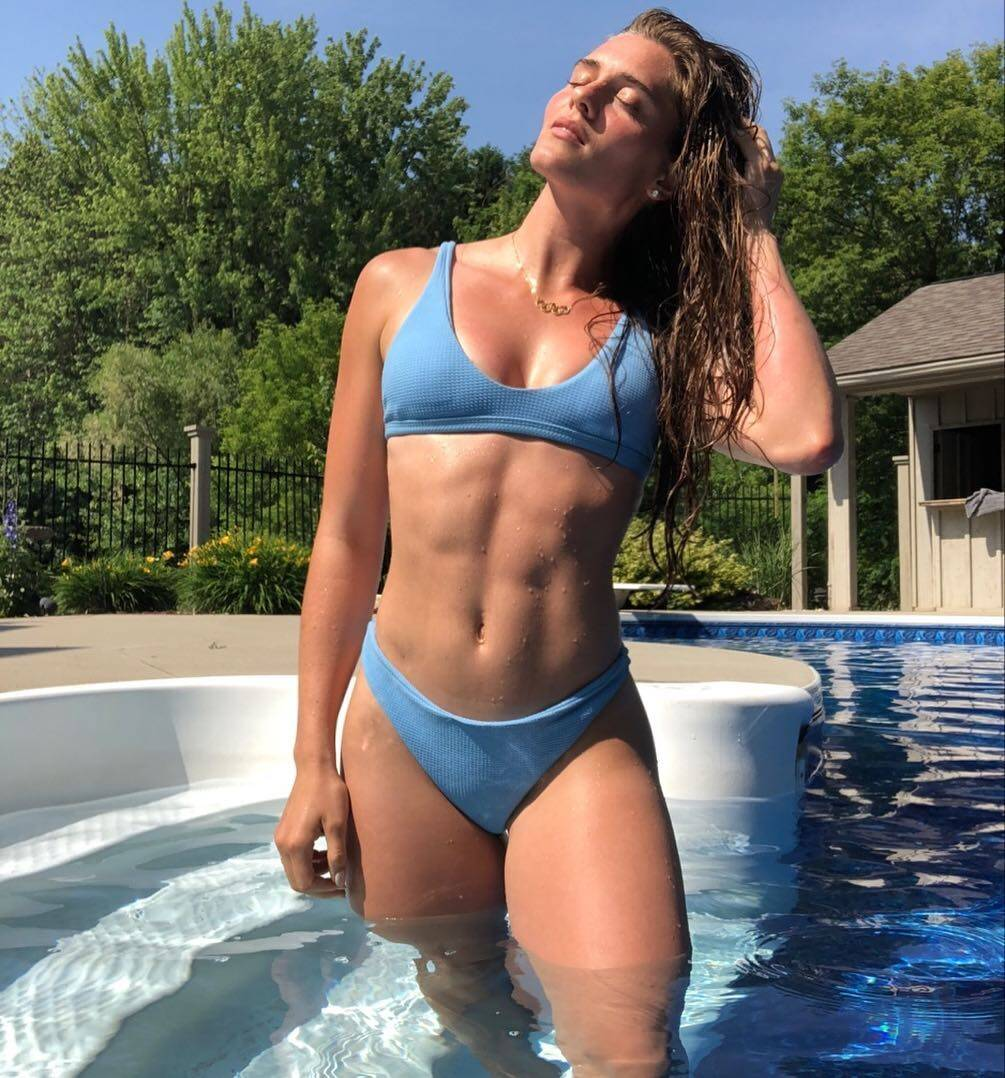 Alysha Newman. Foto: Instagram