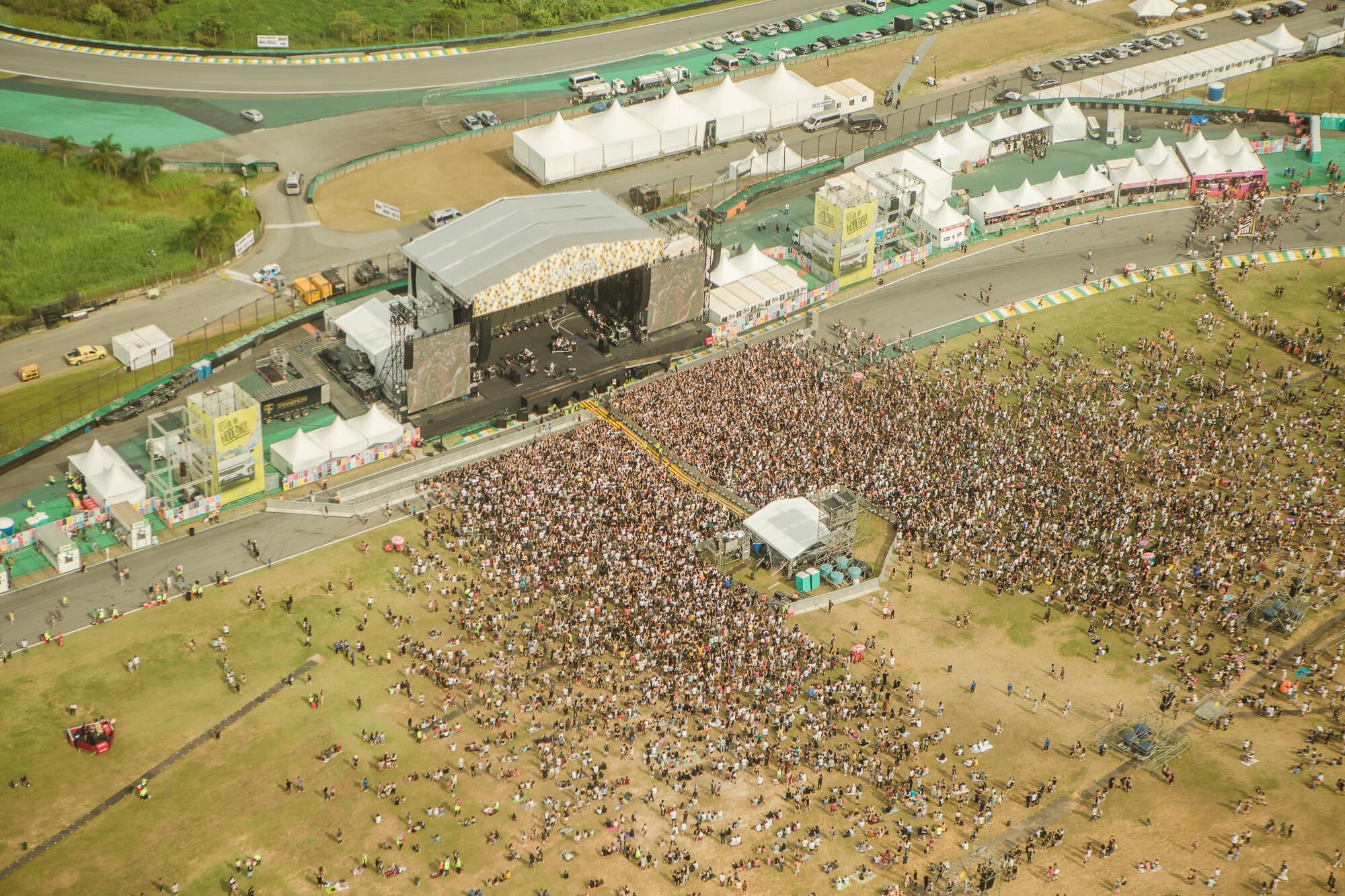 Lollapalooza 2019. Foto: Divulgação/Lollapalooza