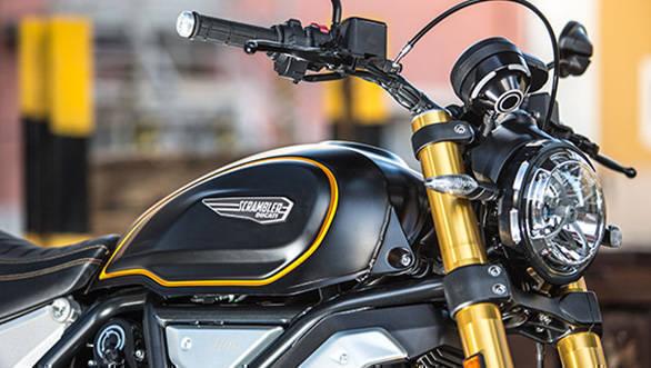 Ducati Scrambler. Foto: Divulgação