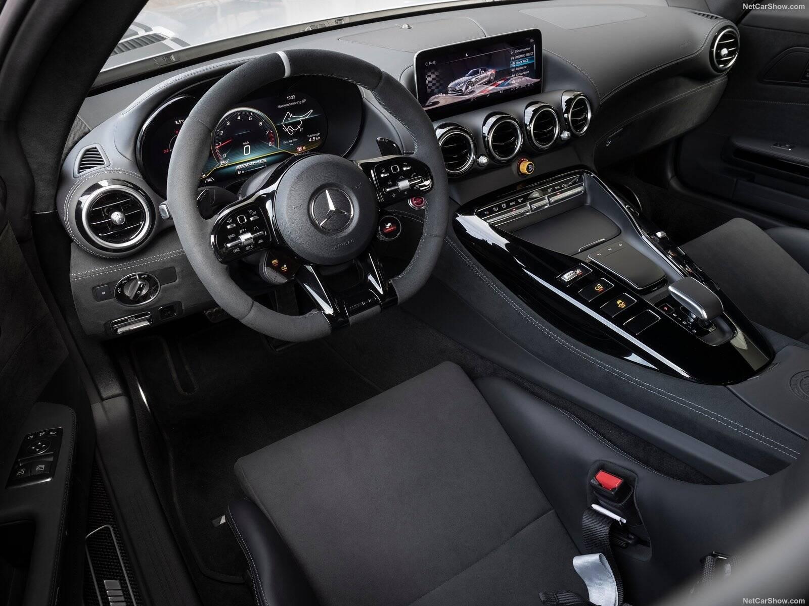 Mercedes-Benz AMG GTR Pro. Foto: Divulgação
