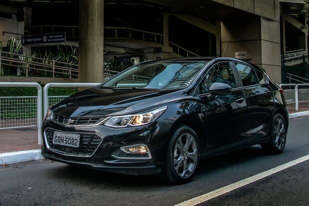 Chevrolet Cruze Sport6. Foto: Divulgação