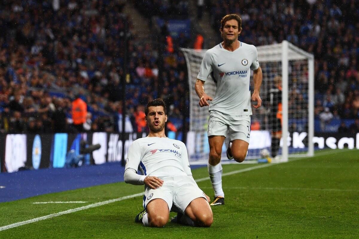 Foto: Reprodução/Twitter/ChelseaFC
