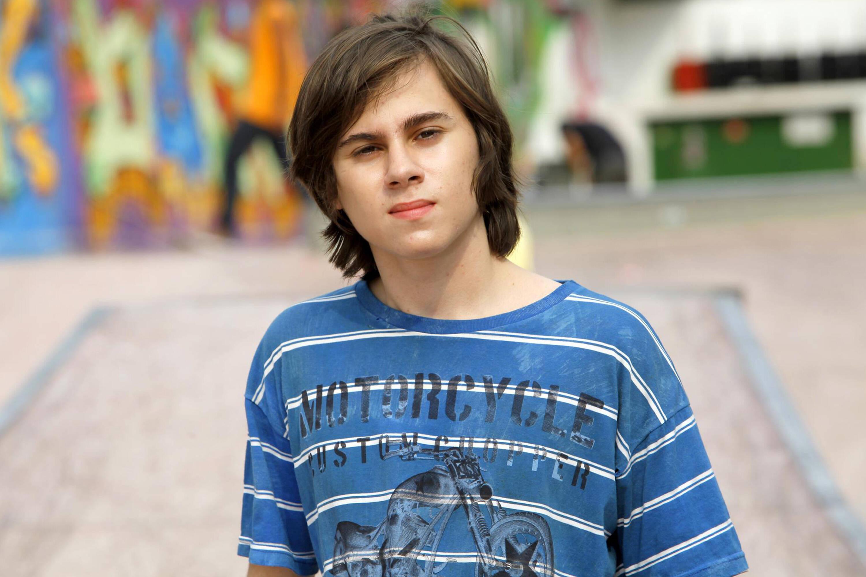 O ator Rafael Miguel, ex-. Foto: Divulgação