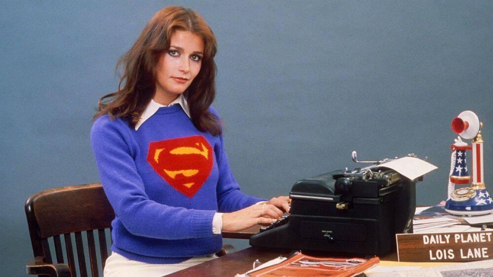 """Atriz de """"Superman"""", Margot Kidder, morreu aos 69 anos no dia 08 de agosto nos EUA, por suicídio. Foto: Reprodução IMDB"""
