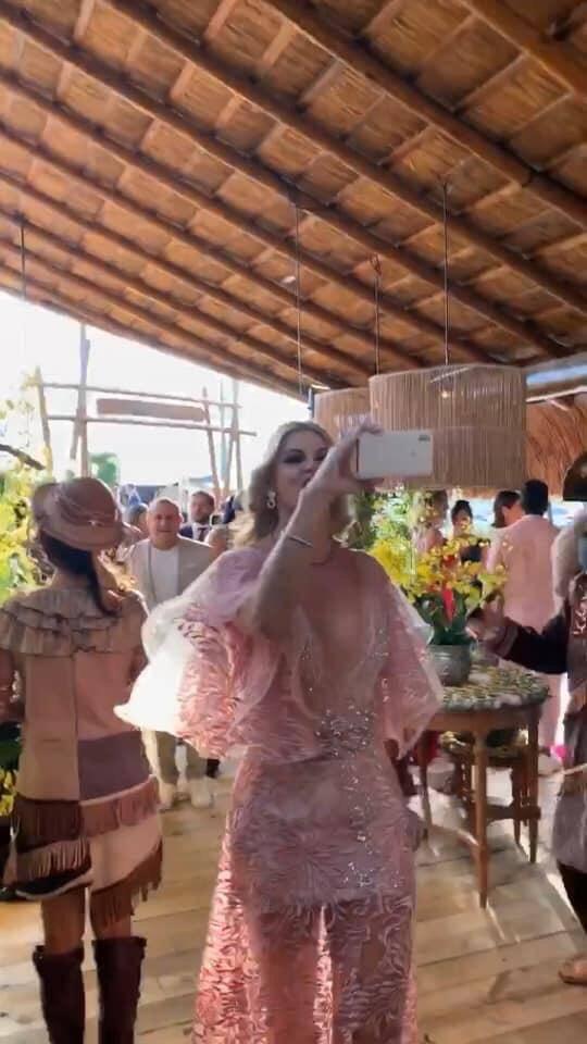 Casamento de Carlinhos Maia leva título de entediante pelos internautas. Foto: Reprodução / Instagram