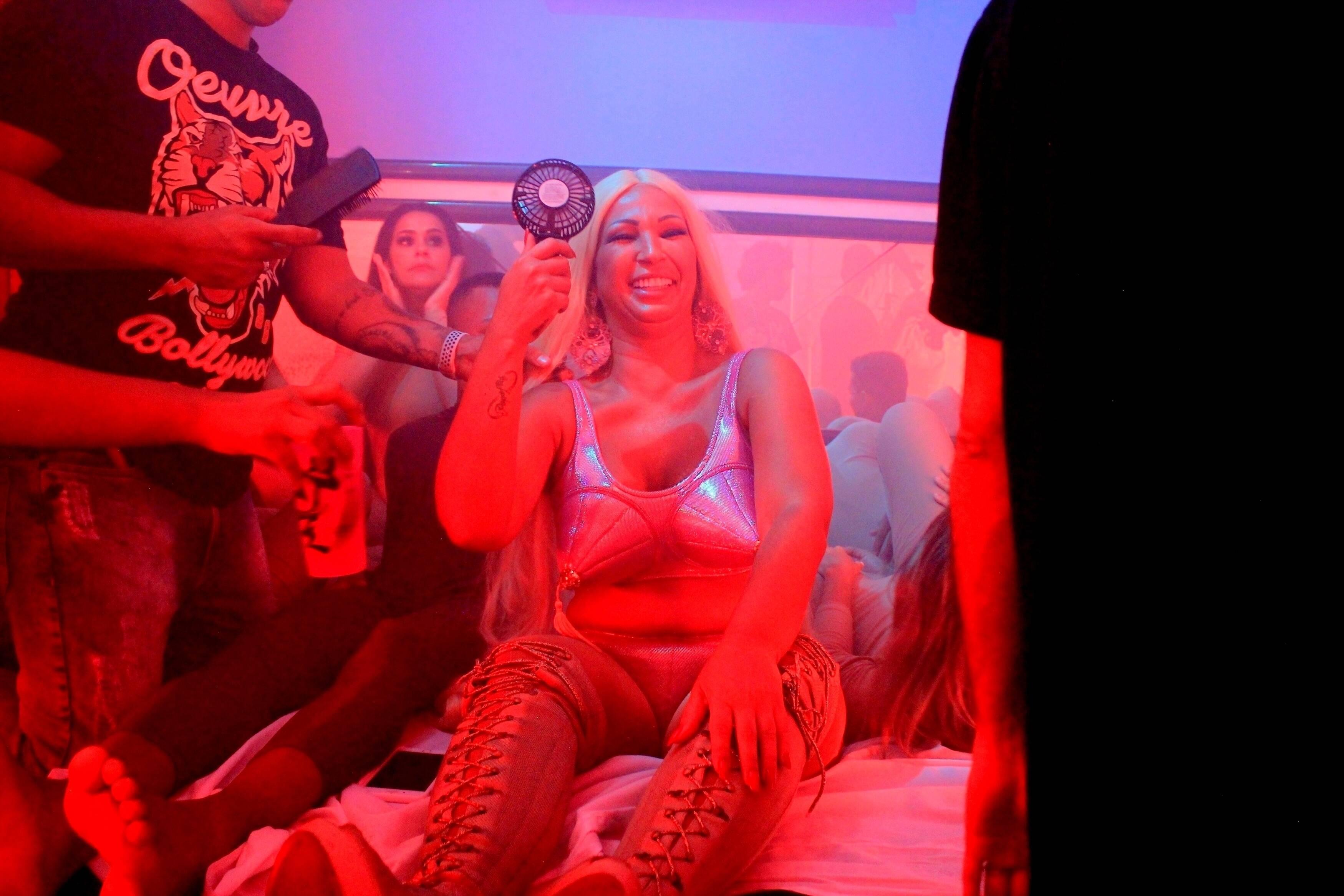 Valesca Popozuda se inspirou em documentário de Madonna para novo clipe. Foto: Fábio Moreno/AgNews