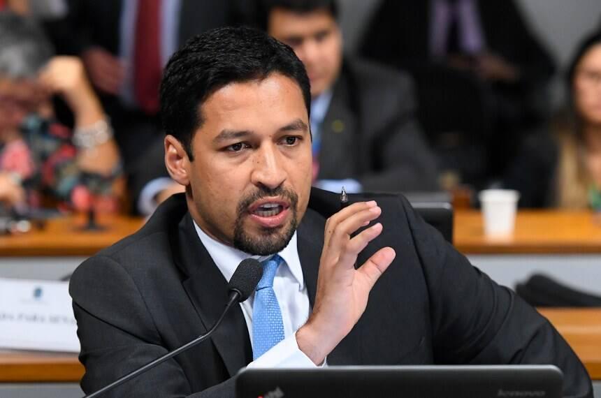 Rodrigo Cunha (PSDB-AL). Foto: Roque de Sá/Agência Senado