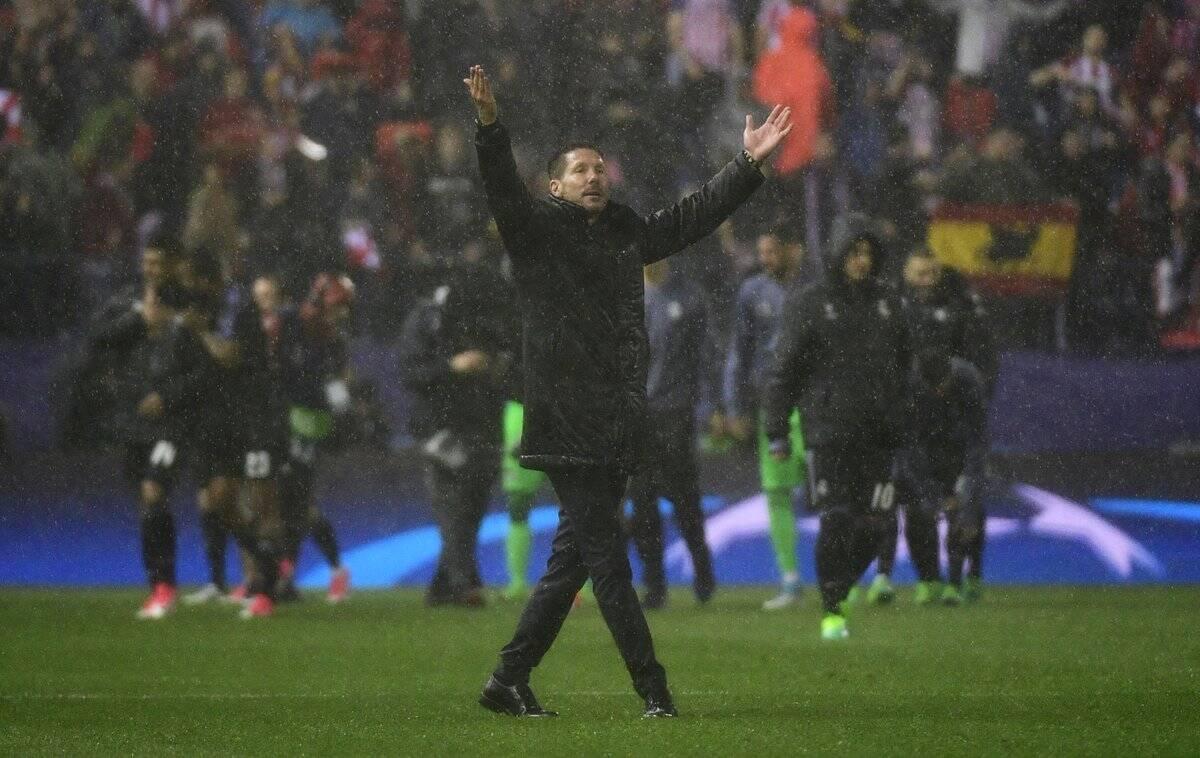 Foto: Reprodução/Twitter/ChampionsLeague
