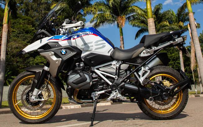 BMW R 1200 GS. Foto: Guilherme Marazzi