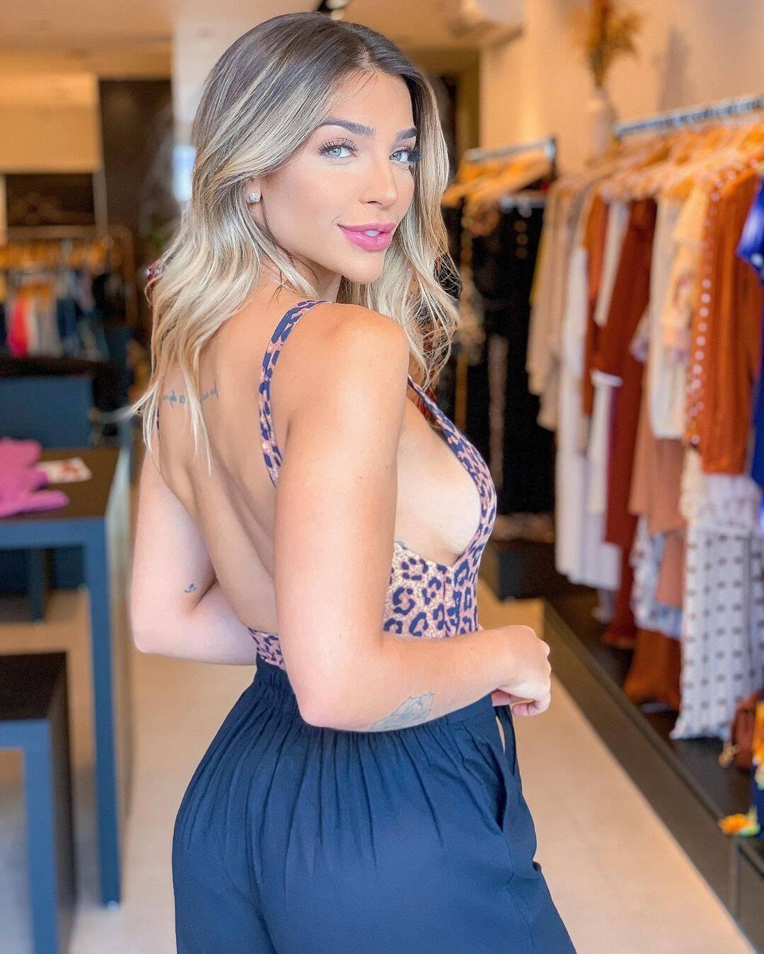 Gabriela Merjam. Foto: Instagram
