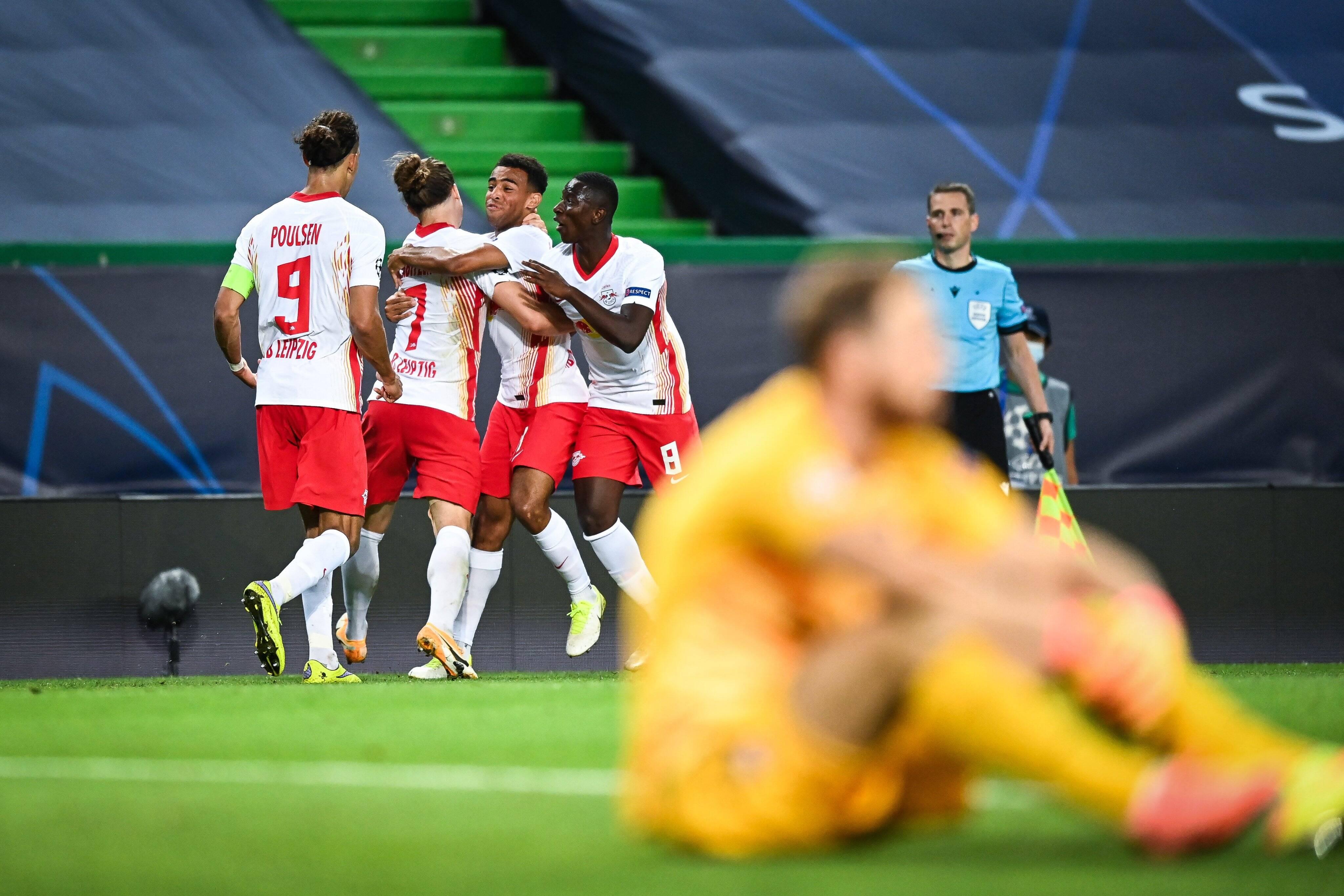Foto: Reprodução / RB Leipzig