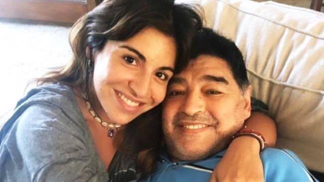 Giannina Maradona. Foto: Instagram