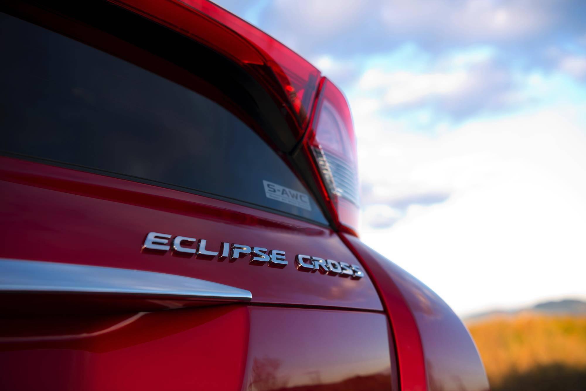 Mitsubishi Eclipse Cross. Foto: Divulgação