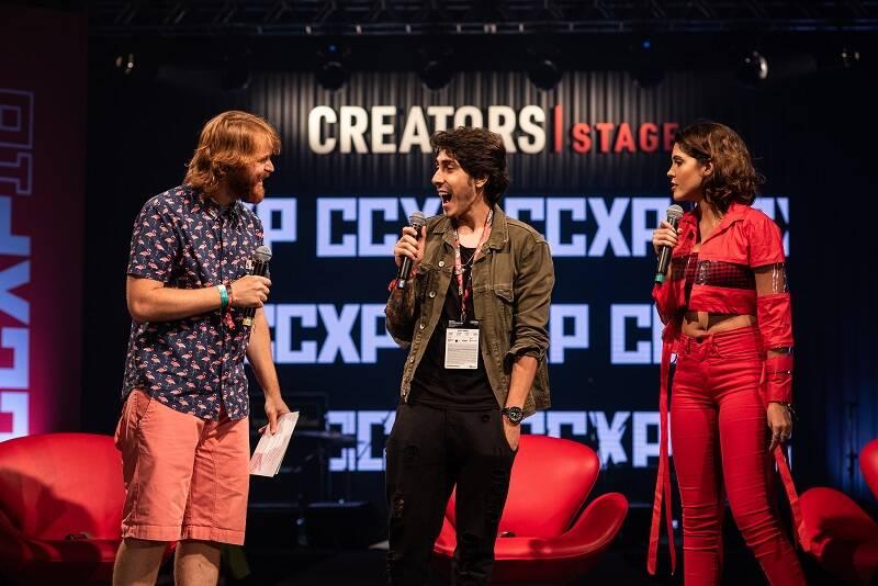 CCXP 2018. Foto: CCXP/ I Hate Flash
