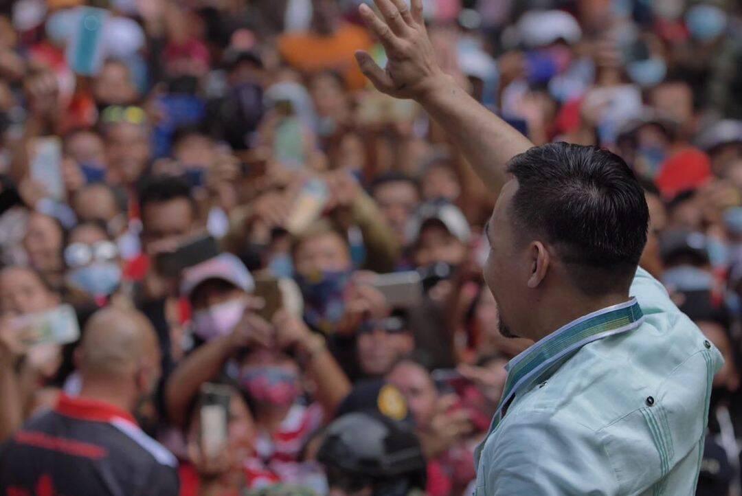Pacquiao. Foto: Instagram