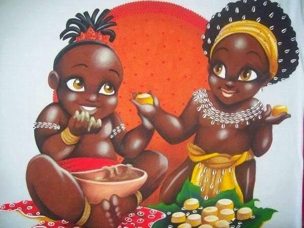 Cosme e Damião são conhecidos também como erês nas religiões afro-brasileiras. Foto: Reprodução/Espaço Recomeçar