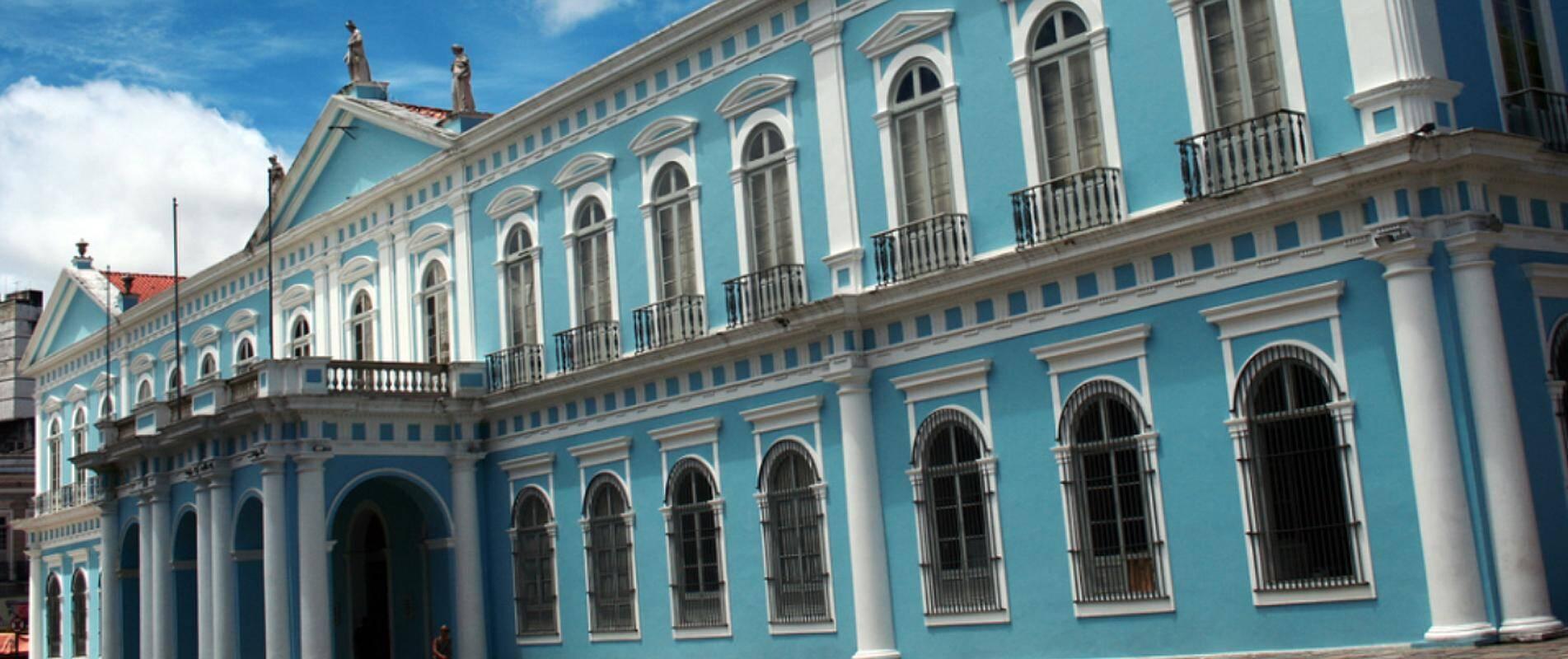 Outra opção para os turistas aproveitarem em Belém é o Museu de Arte de Belém, uma relíquia histórica e cultural. Foto: Divulgação