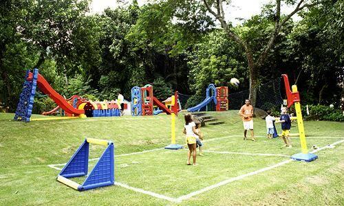 O Club Med Rio das Pedras oferece uma clínica de esporte infantil. Foto: Divulgação