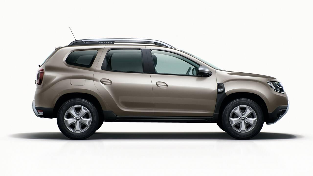 Renault Duster. Foto: Divulgação