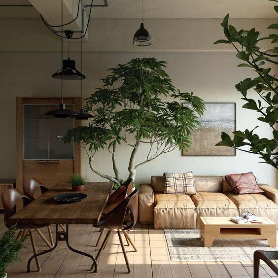 Para conseguir ares mais bucólicos, invista em um mobiliário mais antigo e peças artesanais. Foto: Pinterest/vobibr