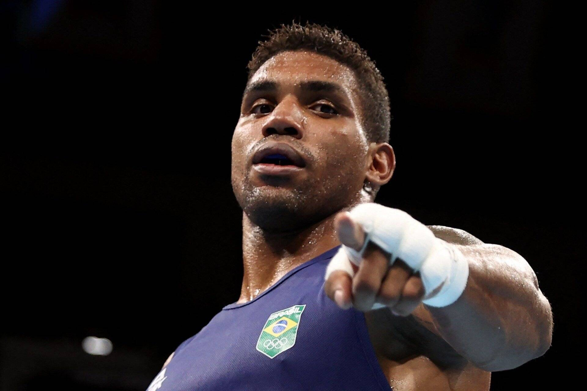 Técnico exalta bronze de Abner, mas desabafa sobre a falta de apoio ao boxe. Foto: redacao@odia.com.br (O Dia)