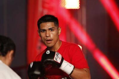 Francisco Leal morreu três dias após sofrer nocaute em luta de boxe. Foto: Reprodução/ Site Record