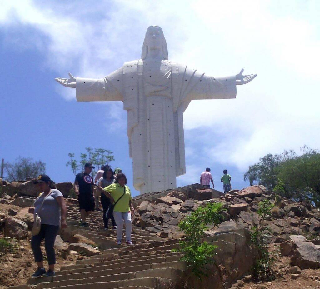 Cristo de la Concórdia. Foto: Reprodução. Foto: Reprodução
