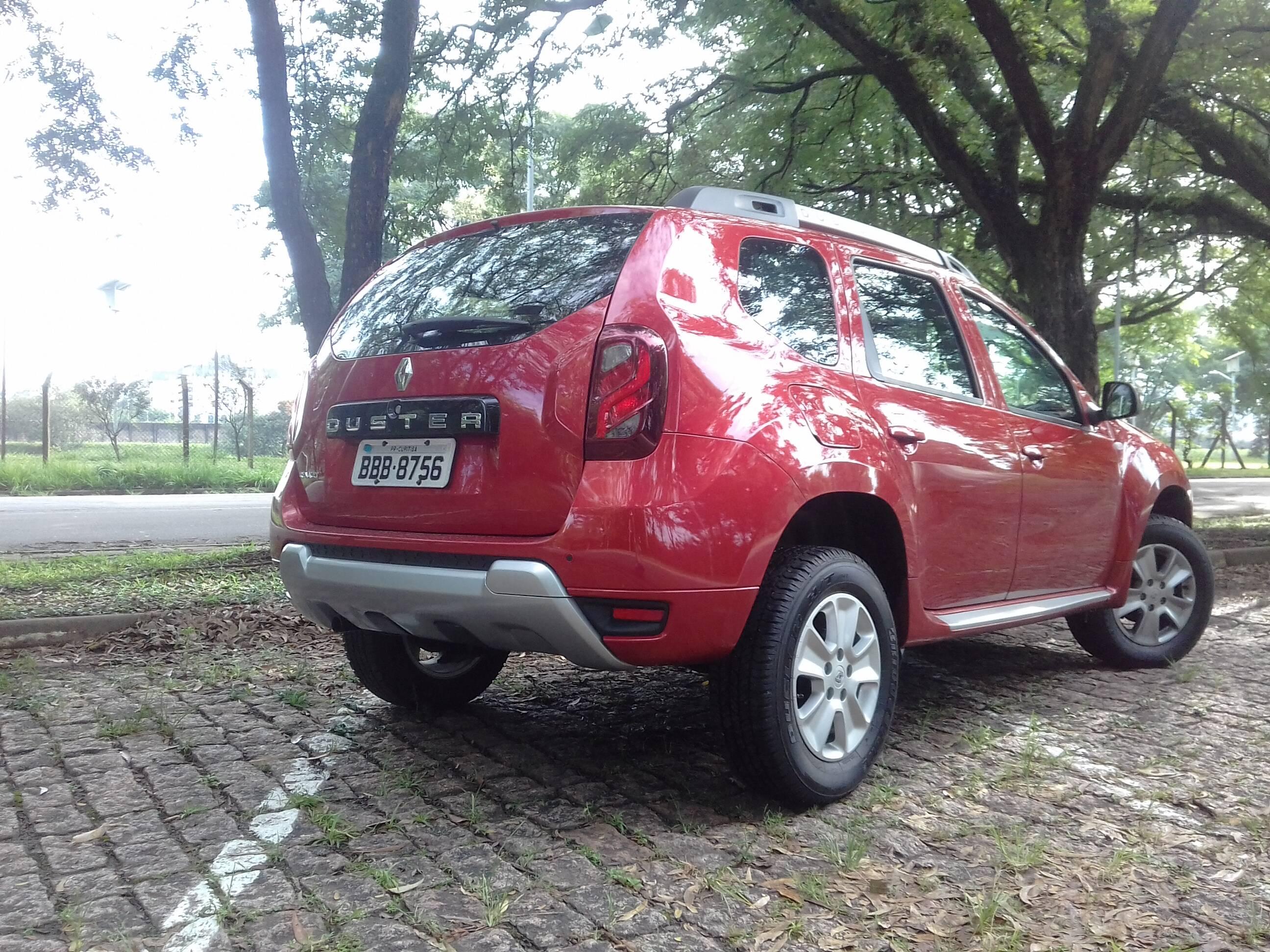 Renault Duster 1.6 SCe. Foto: Divulgação