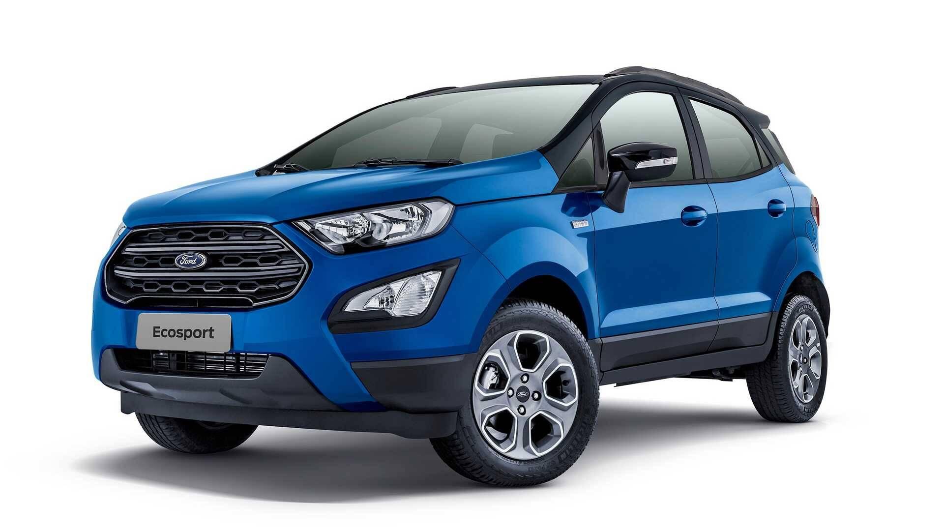 Ford Ka e EcoSport Edição Limitada. Foto: Divulgação