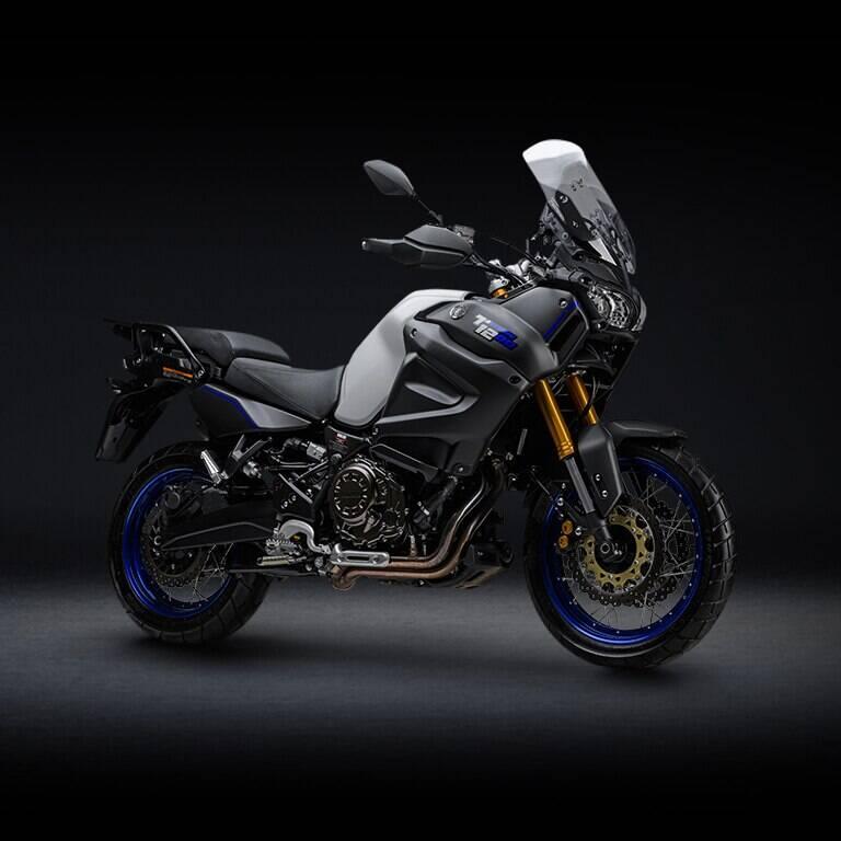 Yamaha Super Tenéré 1200. Foto: Divulgação
