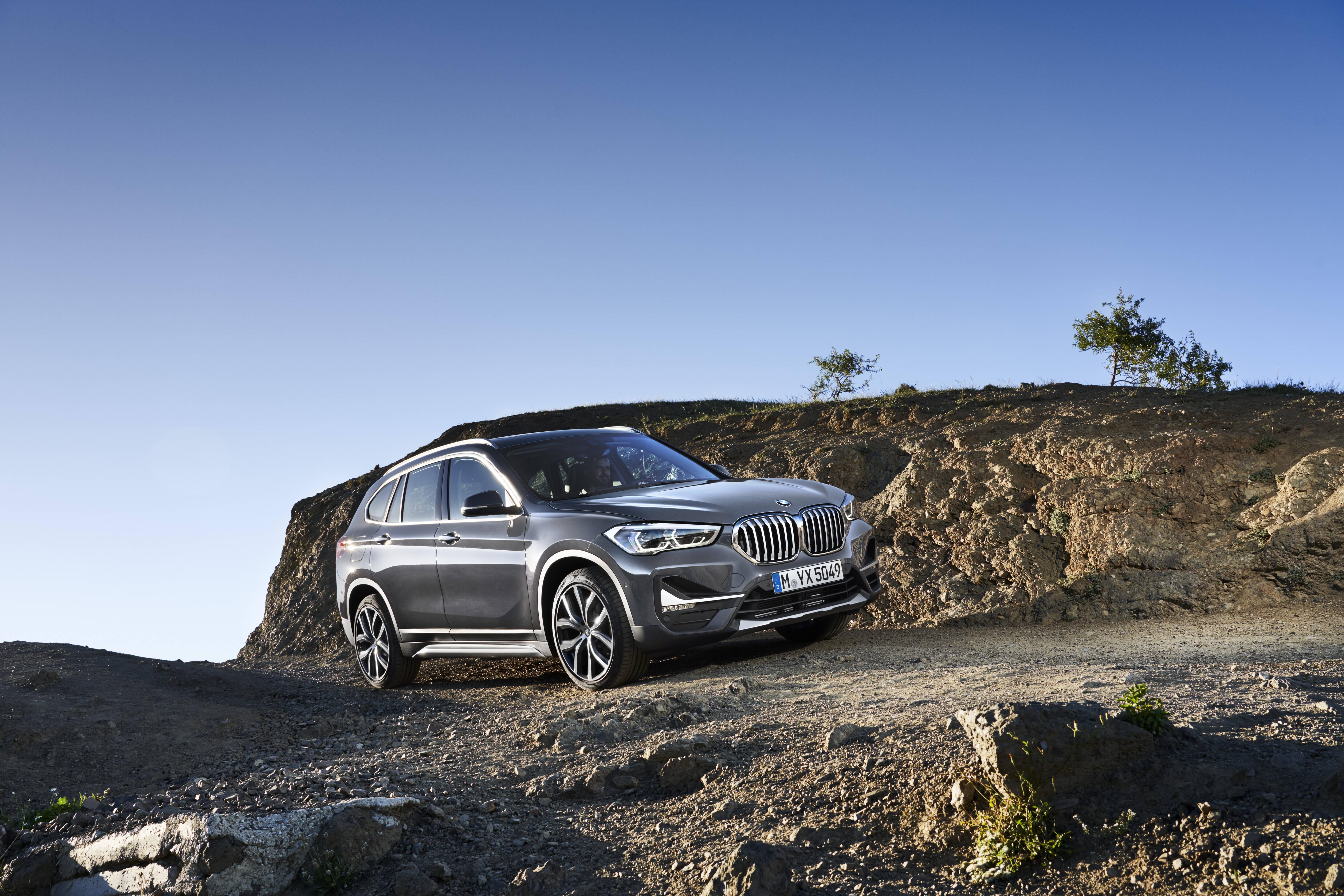 BMW X1 2020. Foto: Divulgação