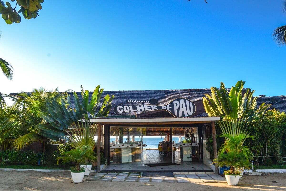 Pratos típicos e bem localizado, o Restaurante Colher de Pau oferece boas experiências. Foto: Grupo Colher de Paul