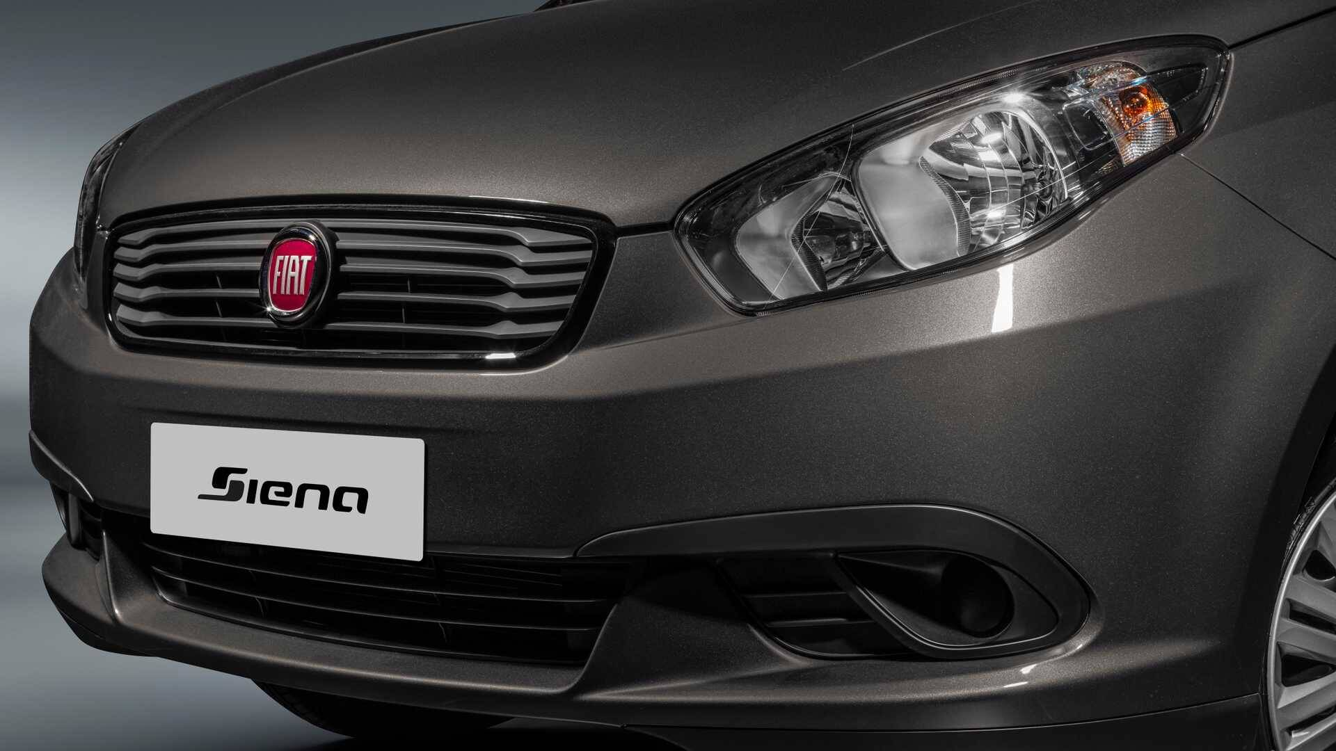 Fiat Grand Siena 2020. Foto: Divulgação