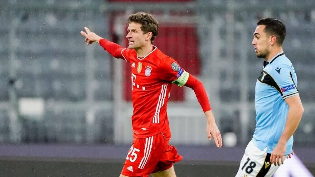 Foto: Reprodução / Bayern de Munique